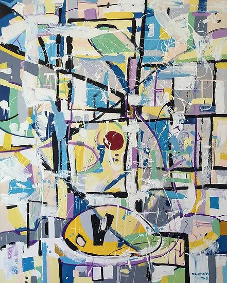 NARROW WINDOW - Paul Kormashov