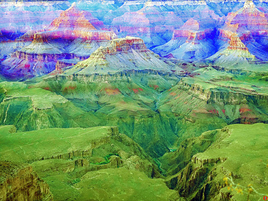 METAMORPHOSYS OF GRAND CANYON 01 - Dr. Marija Orlovic