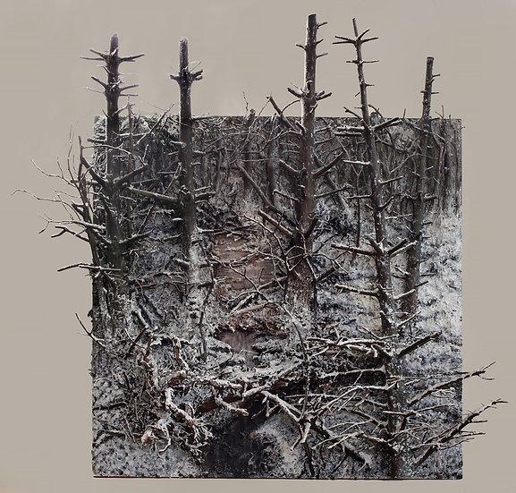 LARGE SNOW SCENE - Dariusz Romanowski