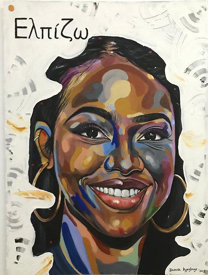 HOPE FOR GREATNESS - Damola Ayegbayo