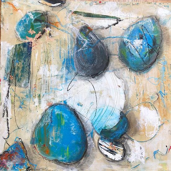 BEACHLARKING - Carol Ashworth