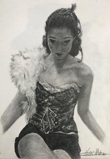 THE SHY DANCER - Nidhi Mehan