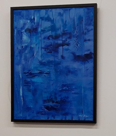 INDIGO WATERS - Ann Broni
