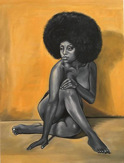 BLACK ESSENCE SERIES II - Damola Ayegbayo