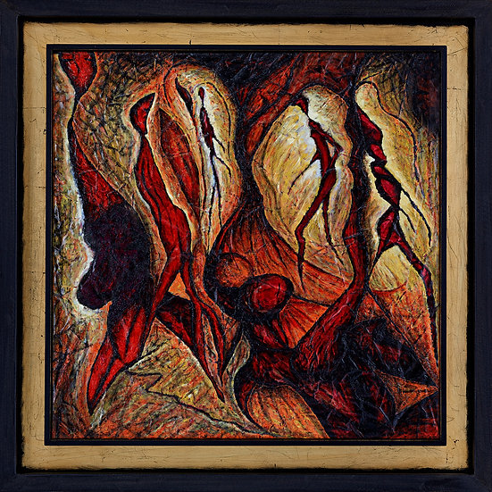 SYLLOGISMS OF A DIALECTICAL TALE - Sasha Maria Vassay