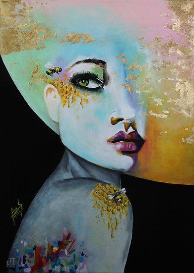 APHRODITE AND HONEY - Ana Flores