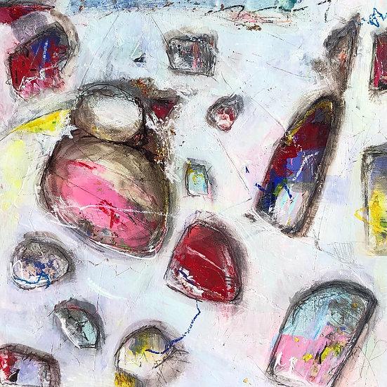 MEMORY OF THE TIDES - Carol Ashworth