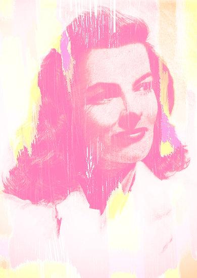 KATHERINE HEPBURN - Daisy Martha Baker