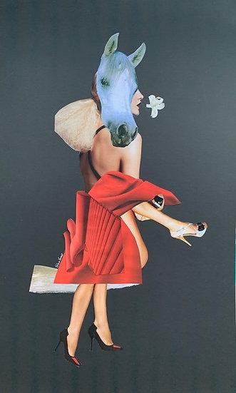 HORSE - Silvia Yapur