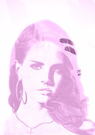 LANA DEL REY - Daisy Martha Baker