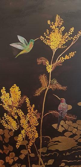 TASTE OF MIMOSA - Christine Bleny