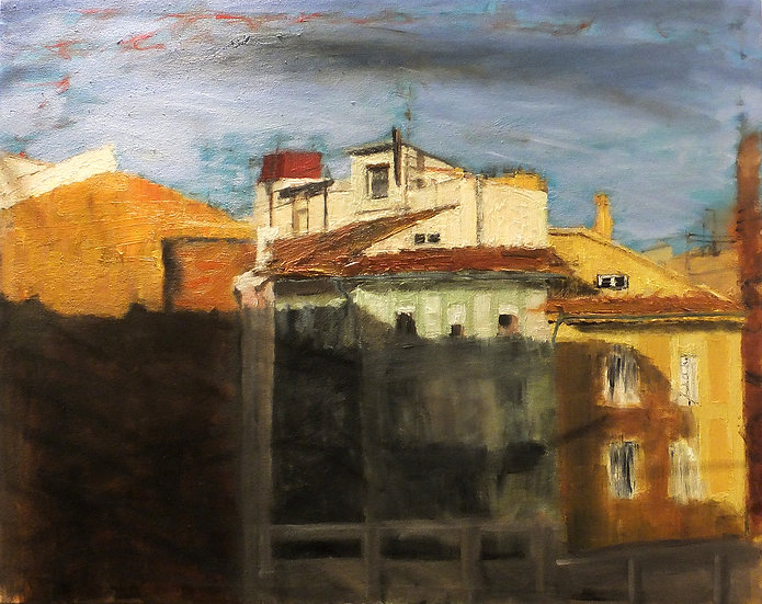 THE VALÈNCIA SERIES: THE OLD TOWN 3 - Miguel Sopena