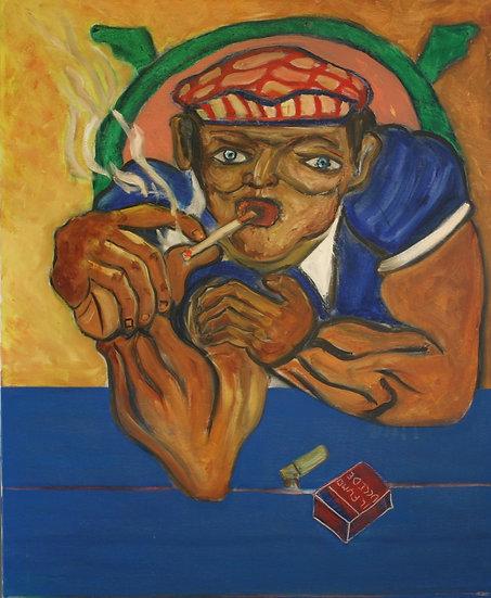 SMOKE KILLS - Ross Bek