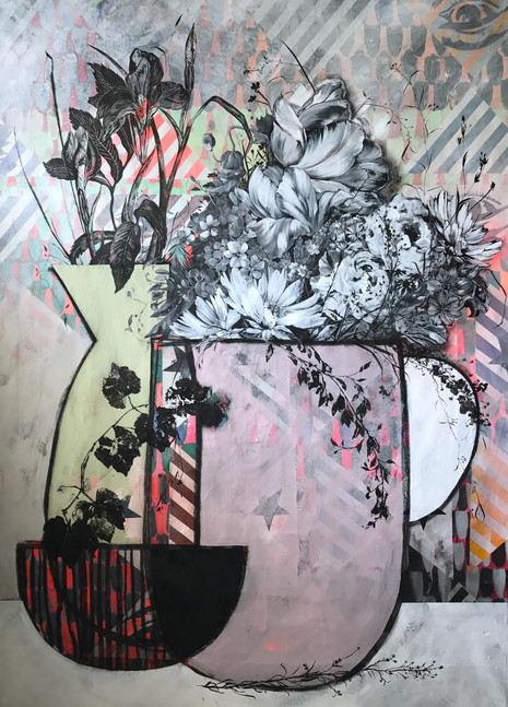 Flowerstudy IV (Morning Light)