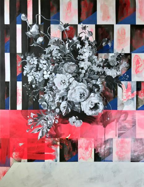 Flowerstudy (Laudatory Hands)