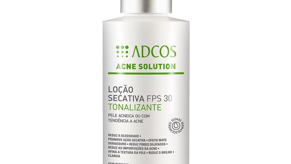 ADCOS - Acne Solution Loção Secativa Tonalizante FPS30 - 50ml