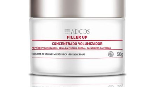 ADCOS - Filler Up Concentrado Volumizador - 50g