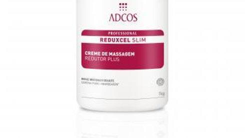 ADCOS - Reduxcel Slim Creme de Massagem Redutor Plus - 1kg