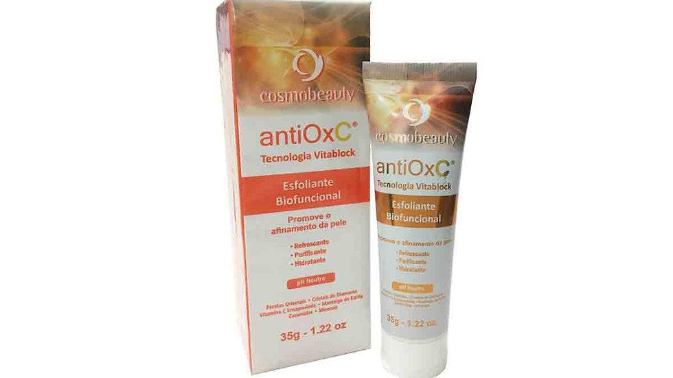 COSMOBEAUTY - Antiox C Esfoliante Facial Biofuncional 35g