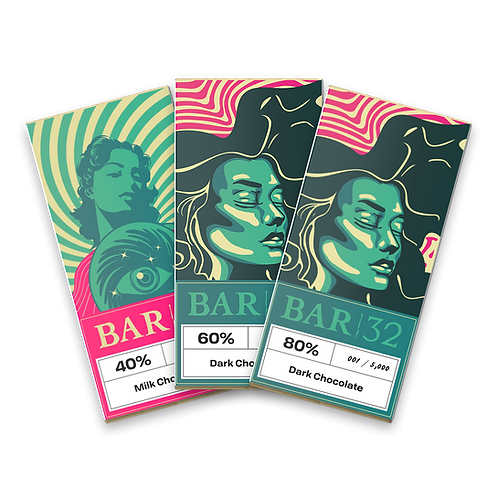 Mellow Minded  - 3 Bar Pack