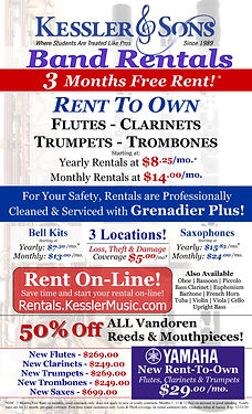 Kessler & Sons Rental