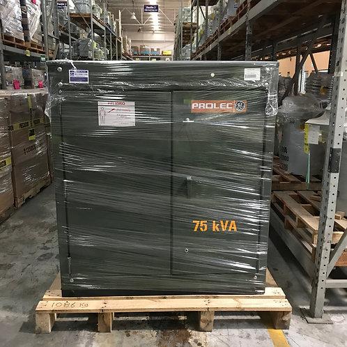 Transformador 3f Prolec 75 Kv Pedestal 13200v 220/127v