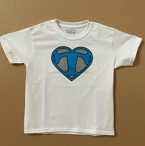 Kids T-Shirt White