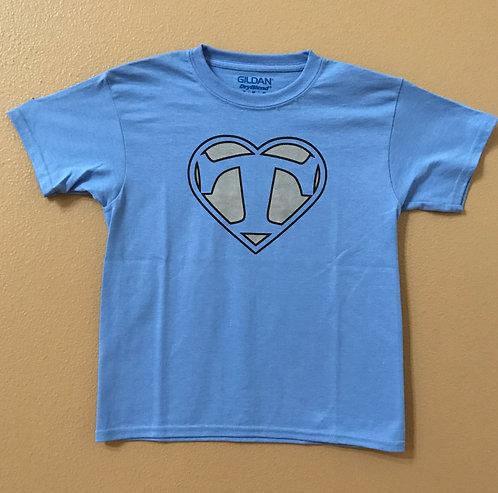 Kids T-Shirt Blue