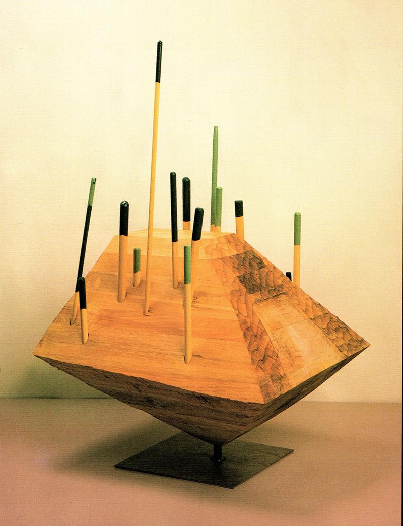1997 Le temple et la Forêt