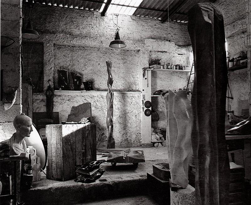 1999 L'atelier de Carrara