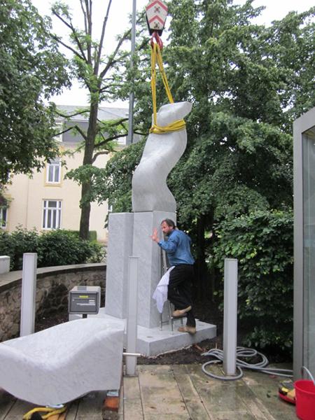 2013 Montage de Iustizia a Luxembourg