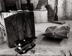 1999 Dans l'atelier