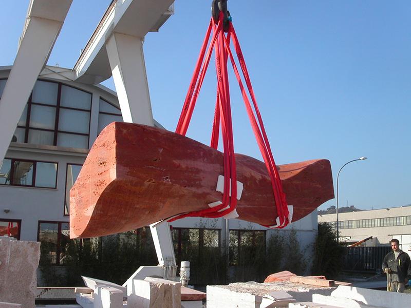 2008 Mémorial en atelier