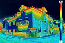 Värmeförluster från byggnad