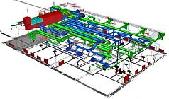 HVAC 3D CAD