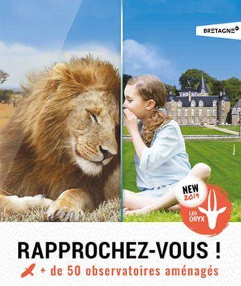 Parc Zoologique de la Bourbansais