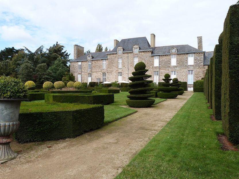 Château de la Ballue et ses jardins