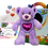 Thumbnail: Purple Easter Glitz Bear