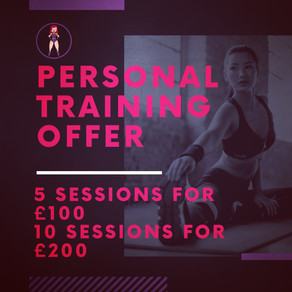 Free Personal Training? 😲