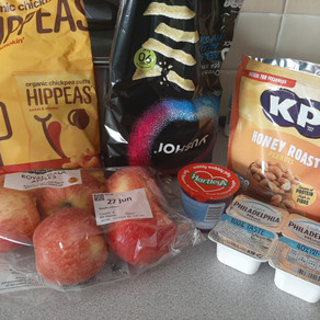 Go To Options For Healthier Snacks
