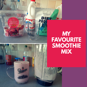 My Favourite Smoothie Mix