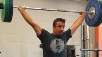 Sonny Cachuela - Father of D1 Scholorship Athlete