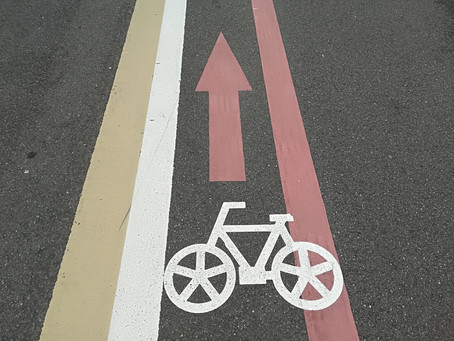 Kyoto bicycle riding etiquette:  How should I ride?