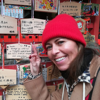 Kyoto Bike Tour shrine visit