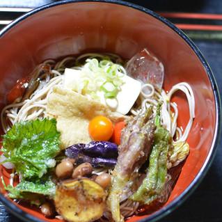 Local cuisine in Arashiyama
