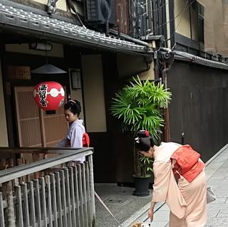 Kyoto Bike Tour Gion