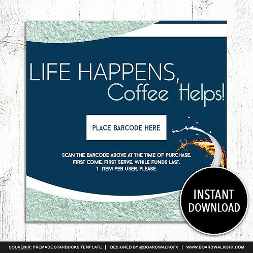 COFFEE HELPS #001