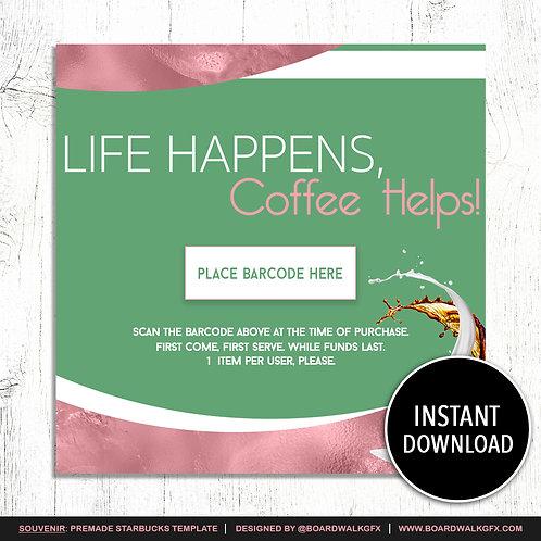 COFFEE HELPS #003
