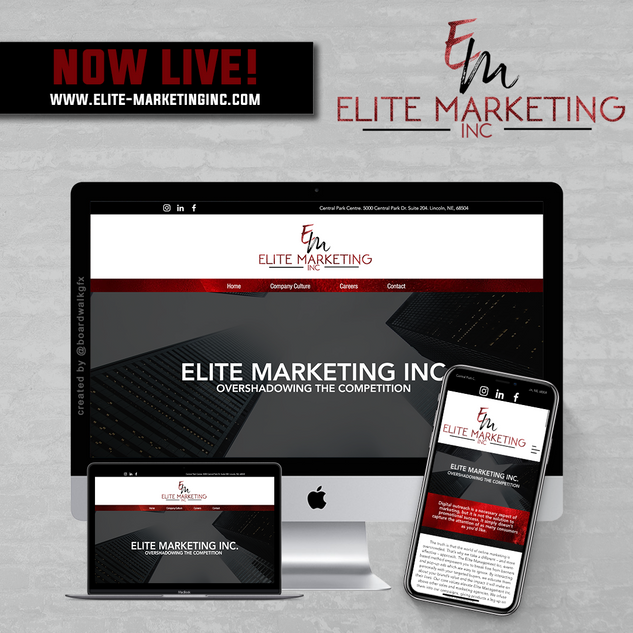Elite Marketing Inc.