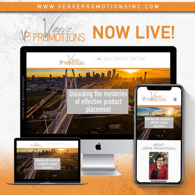 Verve Promotions